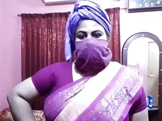 Desi Aunty Fucky-fucky Talk, Didi Trains For Sexy Fucking