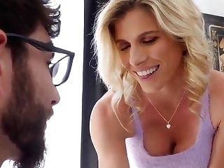 Widely Opened Rectal Fuck With Big Tit Matures Cory Chase