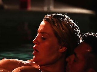 Marvelous Curvy Sienna Day Loves Fucking Rear End While Smooching Dude In The Pool