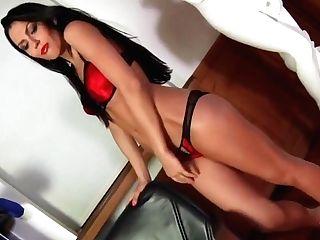Eva Smolina – Demon With Dirty Feet!