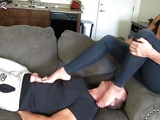 Palace Fuck Toy & Spank & Drool & Servitude Feet