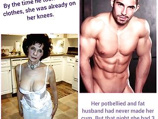 Cougar Moms And Granny Captions 1