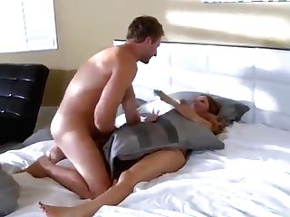 Elderly Female Carly Bell Taking Part In Dick Blowing Pornography
